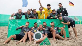 Ibbenbürener BSC zum zweiten Mal Meister