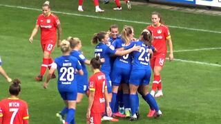 Highlights: 1. FFC Turbine Potsdam vs. Bayer 04 Leverkusen