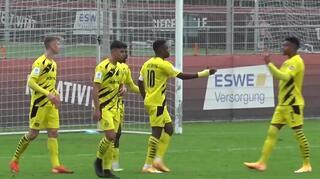DFB-Pokal der Junioren: Die Torshow 1. Runde