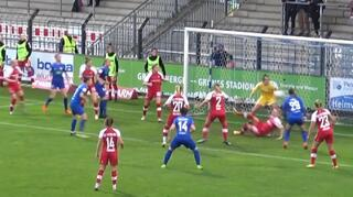 Highlights: 1. FFC Turbine Potsdam vs. SC Freiburg