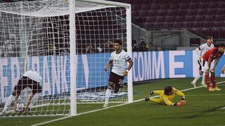 3:3 vs. Schweiz: Remis für DFB-Team