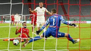 DFB Cup Men: 1. FC Düren vs  Bayern München