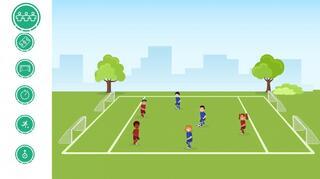 Kinderfußball: So funktionieren die neuen Spielformen