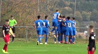 5. Spieltag B-Junioren-Bundesliga: Alle Spiele, alle Tore