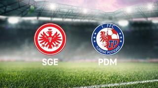 Highlights: Eintracht Frankfurt vs. 1. FFC Turbine Potsdam