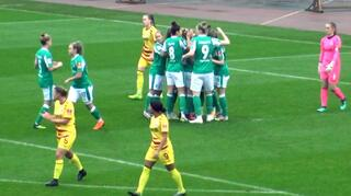 Highlights: SV Werder Bremen vs. MSV Duisburg