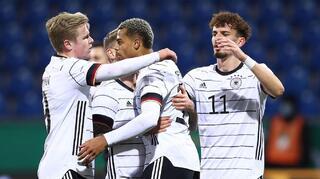 2:1 vs. Wales: U 21 als Gruppensieger zur EM