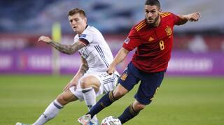 Germany heavily beaten in Spain