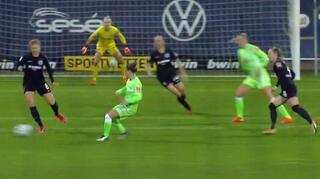Highlights: VfL Wolfsburg vs. Eintracht Frankfurt