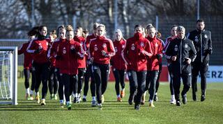 Neurozentriertes Training bei den DFB-Frauen