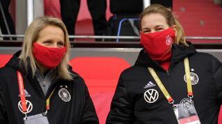 U Trainerinnen bei den DFB-Frauen