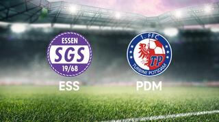Highlights: SGS Essen vs. 1. FFC Turbine Potsdam