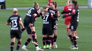 Highlights: Bayer 04 Leverkusen vs.  SC Sand