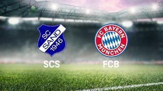 Highlights: SC Sand - FC Bayern München
