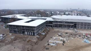 DFB-Akademie: Neues von der Baustelle