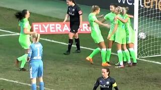 Highlights: SGS Essen vs. VfL Wolfsburg