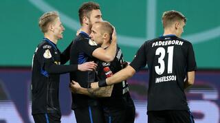 Highlights: 1. FC Union Berlin vs. SC Paderborn 07