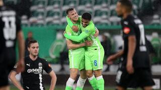 Highlights: VfL Wolfsburg vs. SV Sandhausen