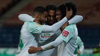 Highlights: Hannover 96 vs. Werder Bremen