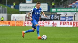 Highlights: SV Meppen - 1. FC Saarbrücken
