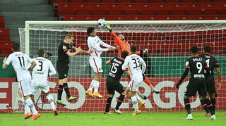 DFB Cup Men: Bayer 04 Leverkusen vs Eintracht Frankfurt