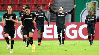 Highlights: Bayer 04 Leverkusen vs. Eintracht Frankfurt