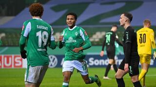 Highlights: Werder Bremen vs. SpVgg Greuther Fürth