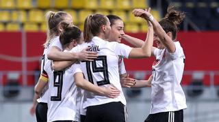 2:0 gegen Belgien: DFB-Frauen überzeugen in Aachen