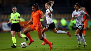 DFB-Frauen unterliegen Europameister Niederlande knapp