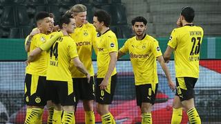 Highlights: Borussia Mönchengladbach vs. Borussia Dortmund