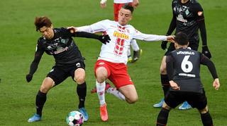 DFB Cup Men: Jahn Regensburg  vs. Werder Bremen