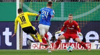 DFB Cup Men: Borussia Dortmund vs. Holstein Kiel