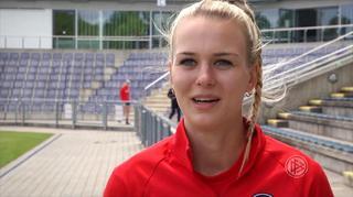 DFB-Pokal Frauen:  Eintracht Frankfurt vor dem Pokalfinale
