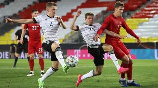 A draw against Denmark