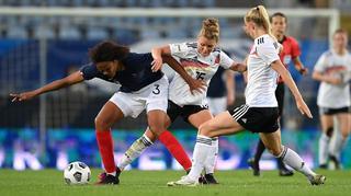 DFB-Frauen: Knappe Niederlage in Frankreich