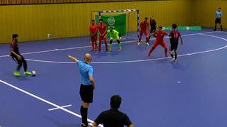 Highlights: Wakka Eagles (Futsal) vs. Fortuna Düsseldorf (Futsal)