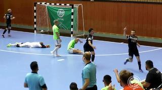Highlights: 1. FC Penzberg vs. TSG 1846 Mainz-Bretzenheim (Futsal)