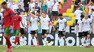 Deutschland besiegt Portugal 4:2