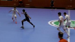 Finale der Deutschen Futsal-Meisterschaft - TSV Weilimdorf vs. HSV Panthers
