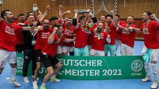 Weilimdorf ist Deutscher Futsal-Meister 2021