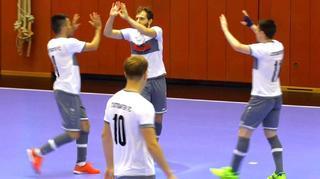 Highlights: FC Liria (Futsal)  vs. Stuttgarter Futsal Club 2020