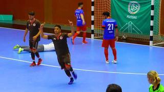 Highlights: Wuppertaler SV  vs. FC Sankt Pauli Futsal