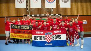 Highlights: Stuttgarter Futsal Club 2020 vs. FC Sankt Pauli Futsal
