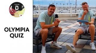 Olympia Quiz mit Max Kruse & Cedrik Teuchert