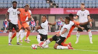 Remis: Team D Fußball verpasst Olympia-Viertelfinale