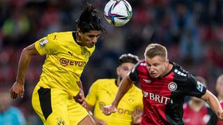 DFB Cup Men: SV Wehen Wiesbaden vs. Borussia Dortmund