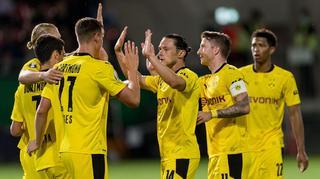 Highlights: SV Wehen Wiesbaden vs. Borussia Dortmund