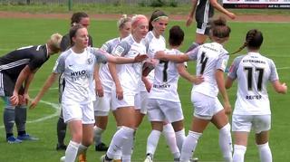 DFB-Pokal Frauen: Highlights der 1. Runde