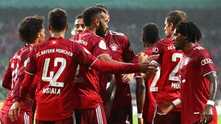 Highlights: Bremer SV vs. Bayern München