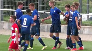 3. Spieltag B-Junioren-Bundesliga: Alle Spiele, alle Tore